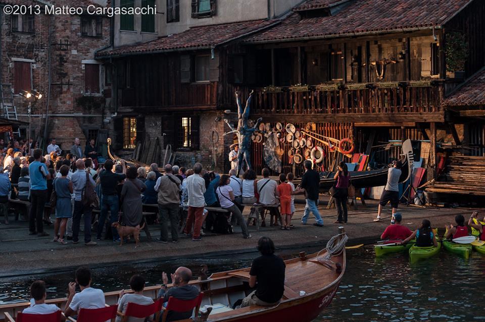 Regata storica Venezia Rivelata