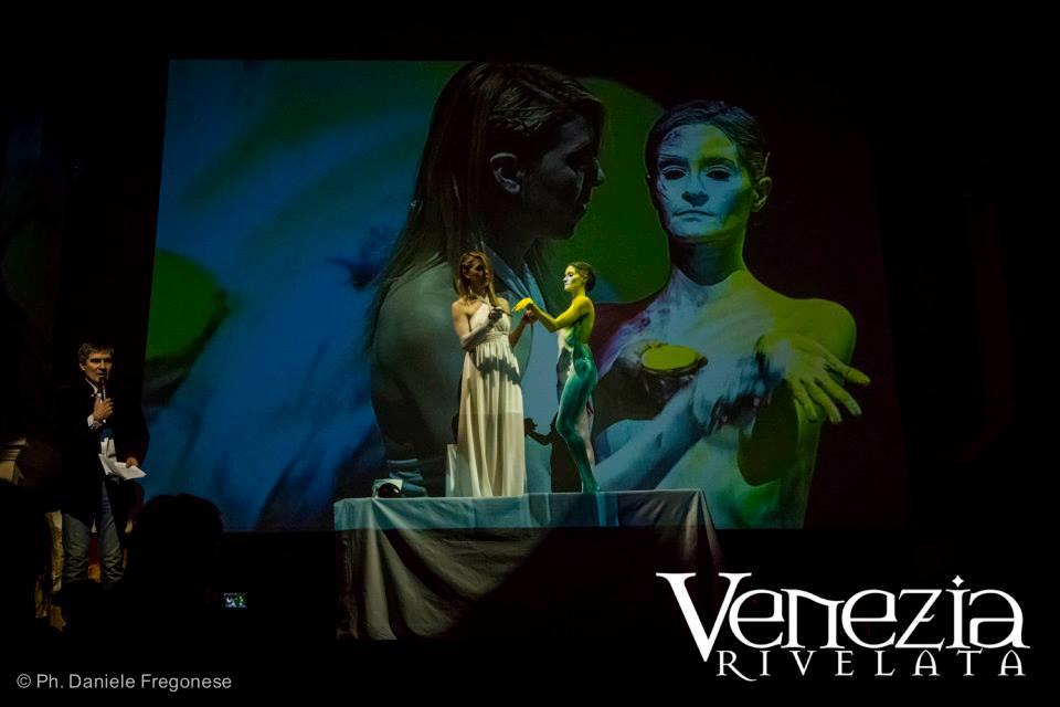 Venezia e la Maschera